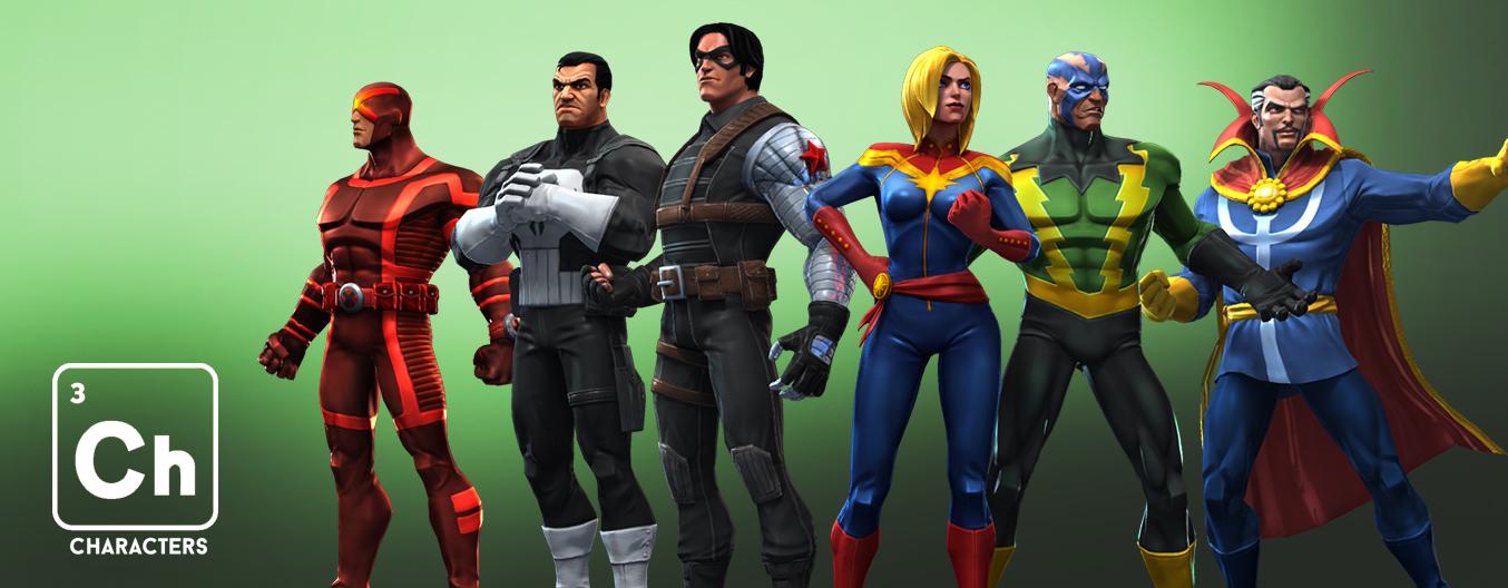 Character Design Unreal Engine : Services supergenius
